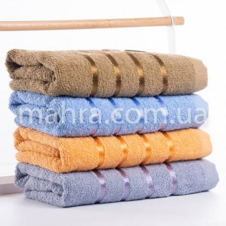 Полотенца блестящие полосы - фото 2