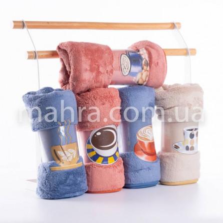Полотенца микрофибра кофе - фото 2