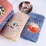Полотенца микрофибра кофе - фото 3