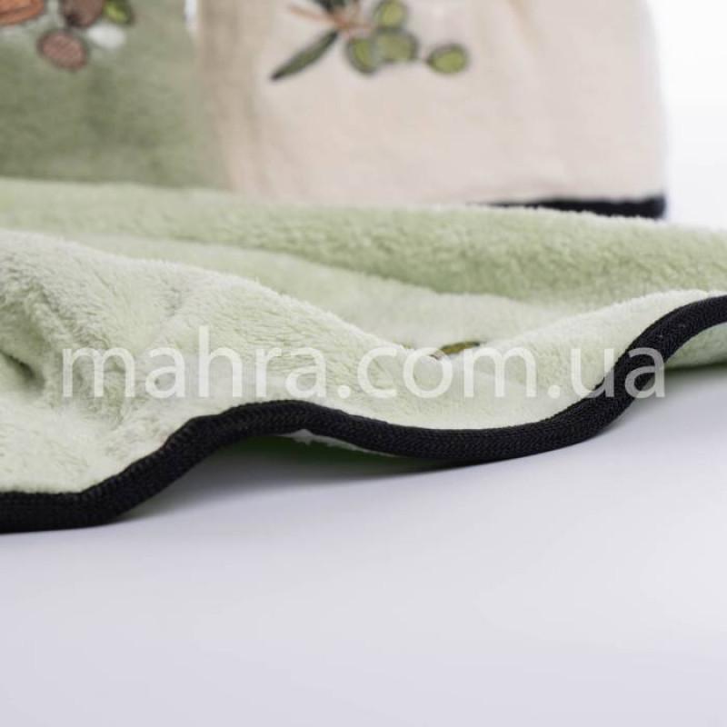 Полотенца микрофибра Олива - фото 4