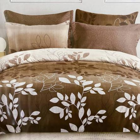 Комплект постельного белья Koloco vip satin - фото 7