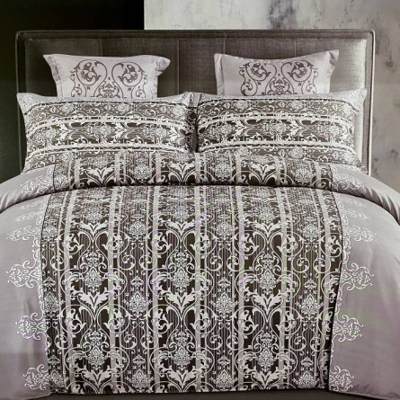 Комплект постельного белья Koloco vip satin - фото 11