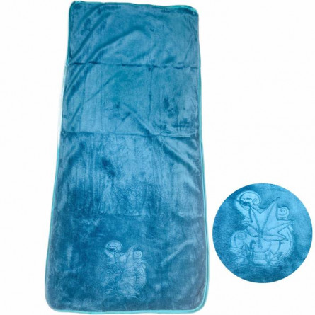 Полотенца микрофибра кленовый лист - фото 3