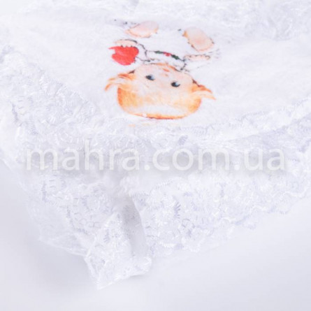 Крижмо янголятко з капюшоном - фото 5