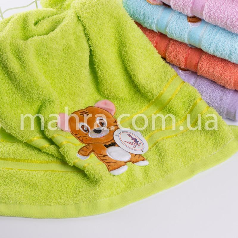 Полотенца Тигр плюш - фото 4