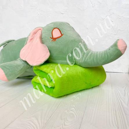 Плед дитячий слоник - фото 1