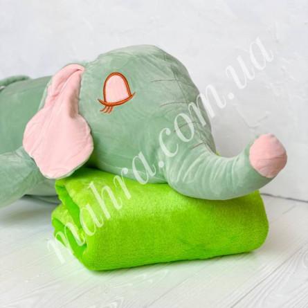 Плед дитячий слоник - фото 2