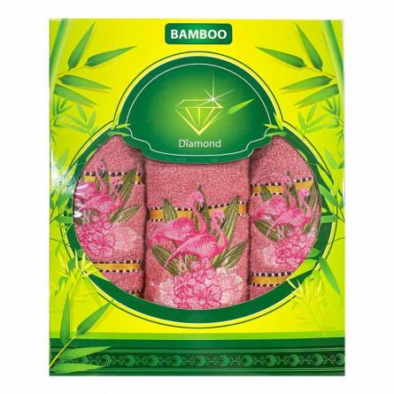 Набор полотенец Фламинго - фото 3