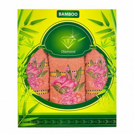 Набор полотенец Фламинго - фото 1