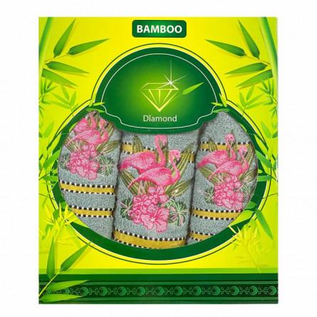 Набор полотенец Фламинго - фото 4