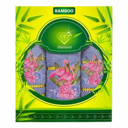 Набор полотенец Фламинго - фото 2