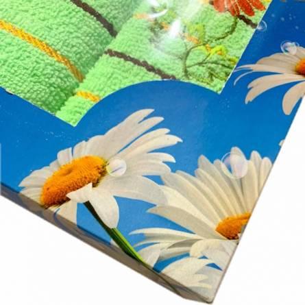 Набор полотенец ромашка - фото 6