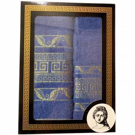 Набор полотенец листок - фото 2