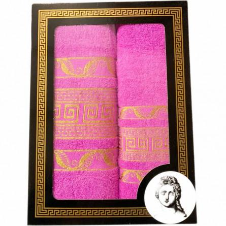 Набор полотенец листок - фото 3