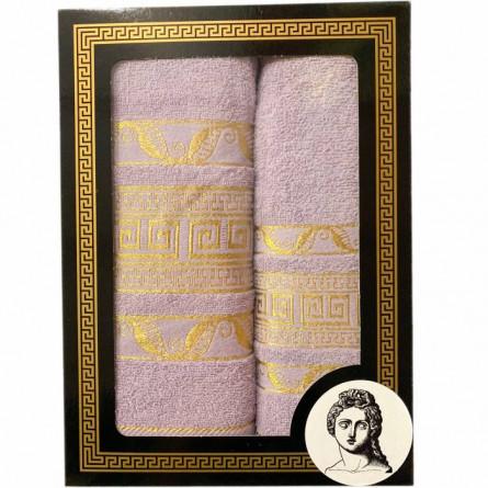 Набор полотенец листок - фото 1
