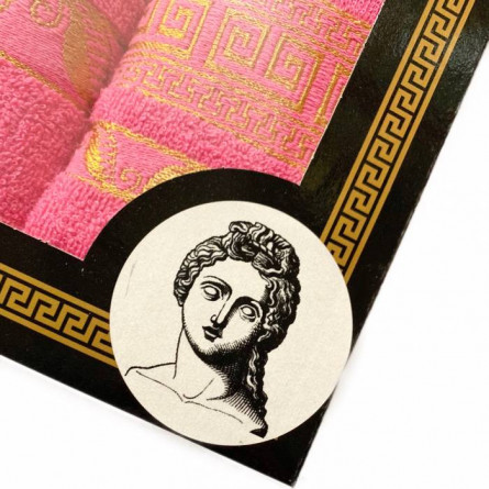 Набор полотенец листок - фото 6