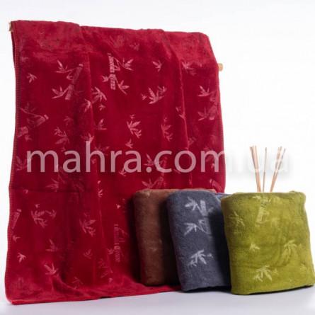 Полотенца бамбук микрофибра - фото 3