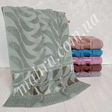 Полотенца волна - фото 2