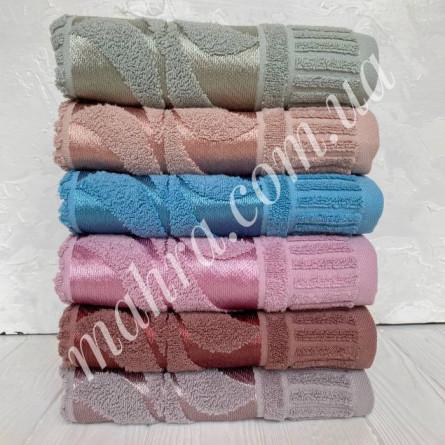 Полотенца волна - фото 3