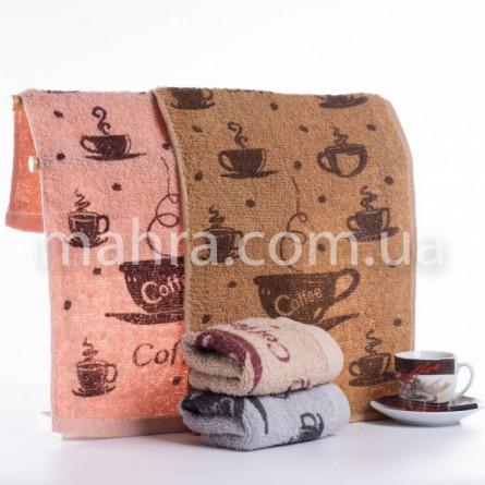 Рушники кава ложка махра - фото 1