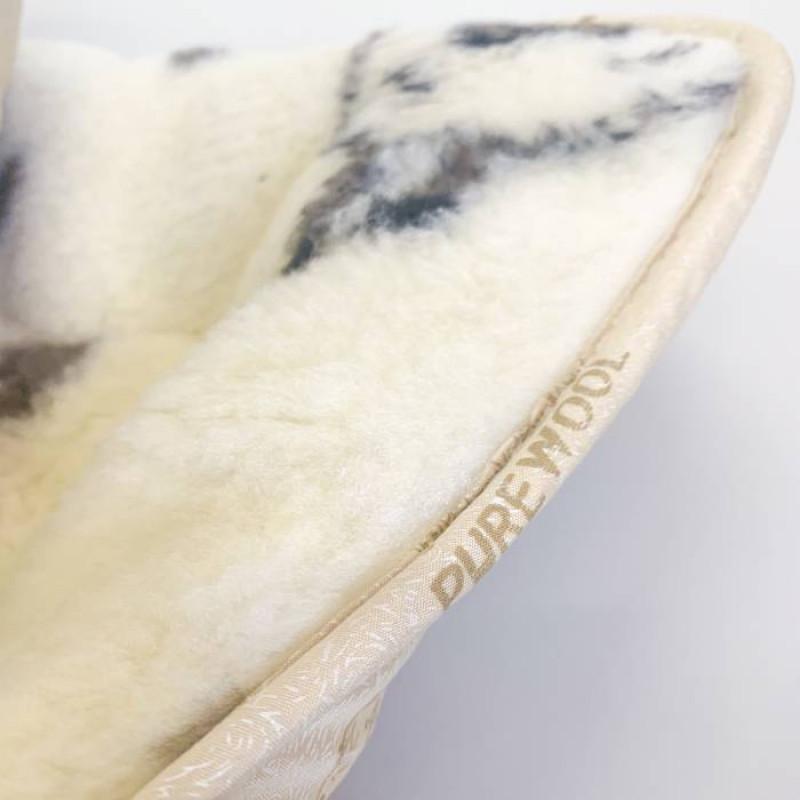 Одеяло PURE WOOL - фото 3