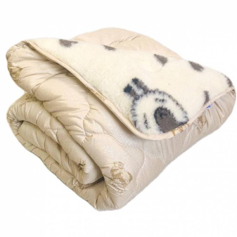 Одеяло PURE WOOL - фото 1