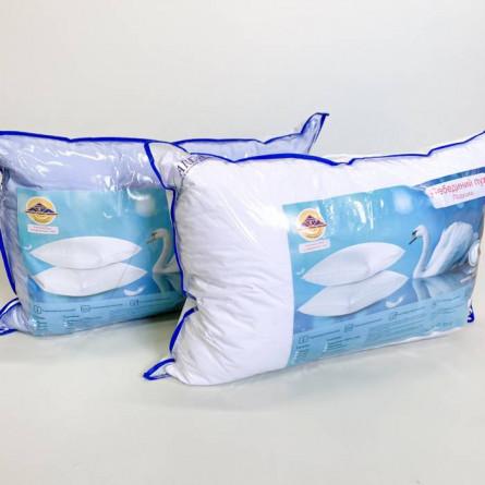 Подушка лебединий пух - фото 2