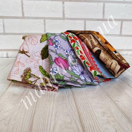 Вафельные полотенца 01 - фото 3