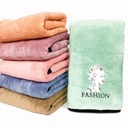 Полотенца микрофибра fashion - фото 1