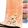 Рушники мікрофібра квітка - фото 3
