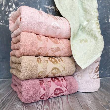 Рушники сауна лист - фото 1
