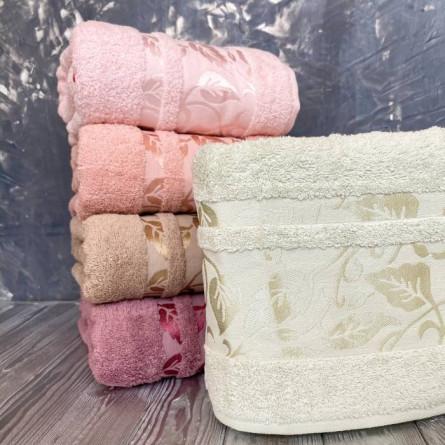 Рушники сауна лист - фото 2