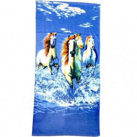 Пляжний рушник Коні  - фото 1
