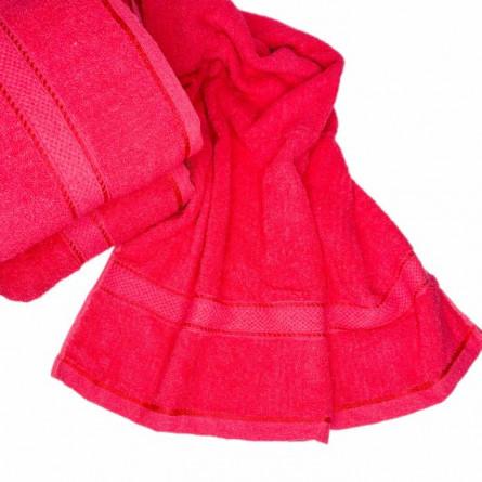 Полотенце малина - фото 3