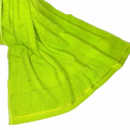 полотенце салатовое - фото 3