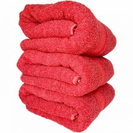 Полотенце бордо - фото 3