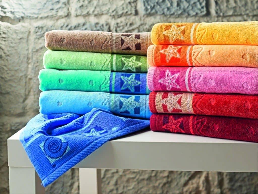 Махровые полотенца: как подобрать для всей семьи?