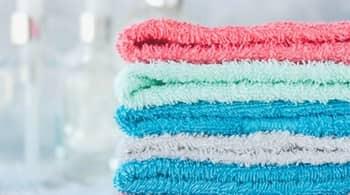 Как стирать полотенца и сберечь пушистость?