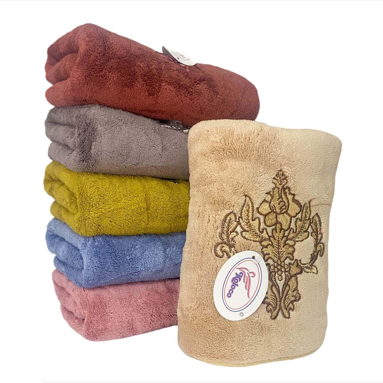 Все, что нужно знать о полотенцах для ног