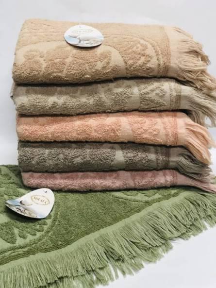 полотенце бахрома - фото 6