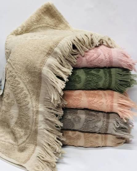 полотенце бахрома - фото 1