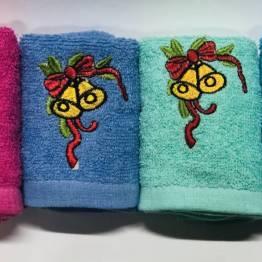 Фото  товара Кухонные полотенца для рук колокольчик