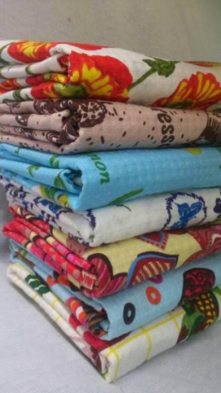 Вафельные полотенца Туркменистан - фото 1