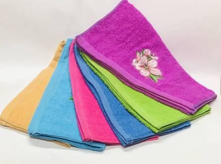 Кухонные полотенца Цветок - фото 1