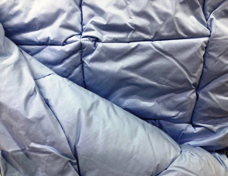 Одеяло Лебяжий пух Полуторное - фото 5