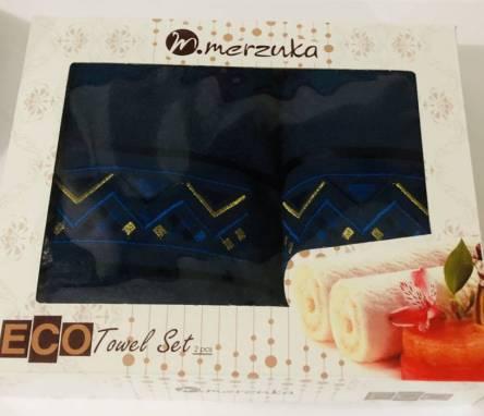 Набор турецких полотенец Мерзука - фото 2