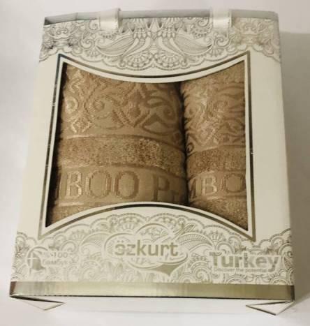 Набор полотенец Бамбук - фото 6