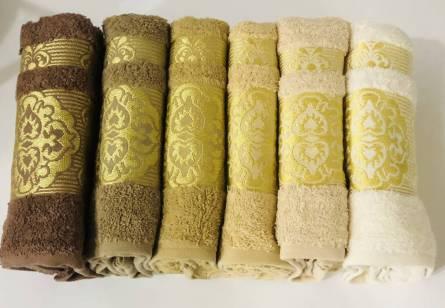 Полотенца Золотой Вензель - фото 2