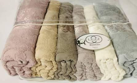 Полотенца Luzz Cotton Тесненка - фото 1