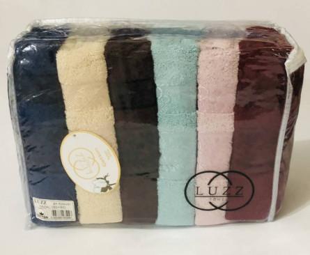 Полотенца Luzz Cotton 04 - фото 2